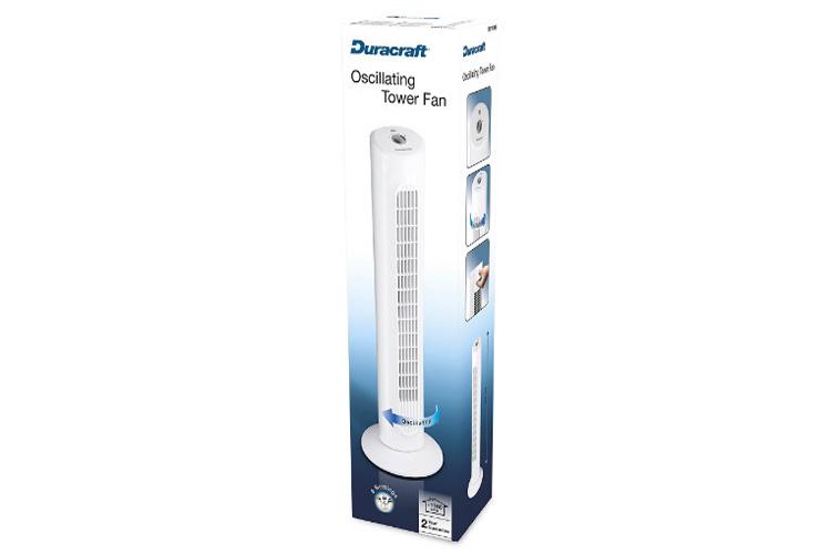 Duracraft DO1100E test